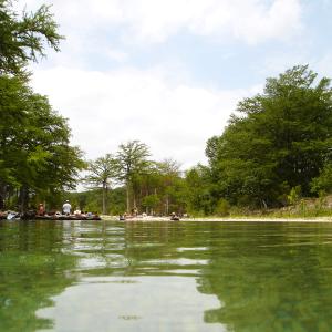 The Pristine Frio River